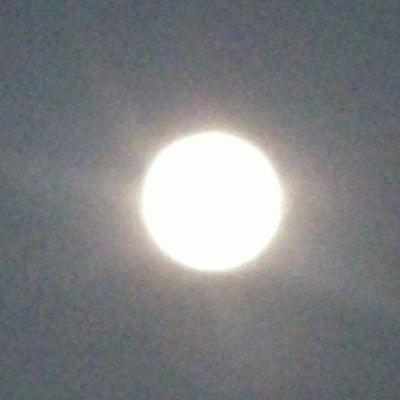 満月の次の日…の記事に添付されている画像