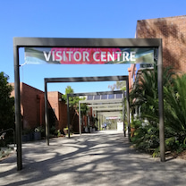 キャンベラのAustralian National Botanic Gardenの記事に添付されている画像