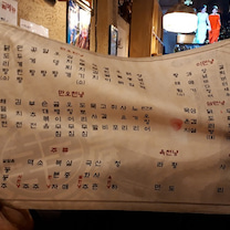 2018-19年越し韓国~深夜の南浦&西面飲み!の記事に添付されている画像