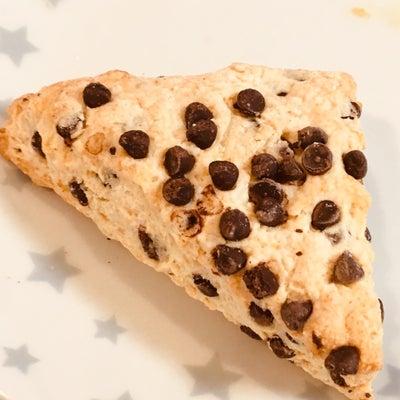 チョコチップスコーン☆farineの記事に添付されている画像