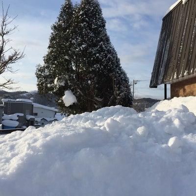 【赤平生活】今年は雪が多めなんじゃないかな?の記事に添付されている画像
