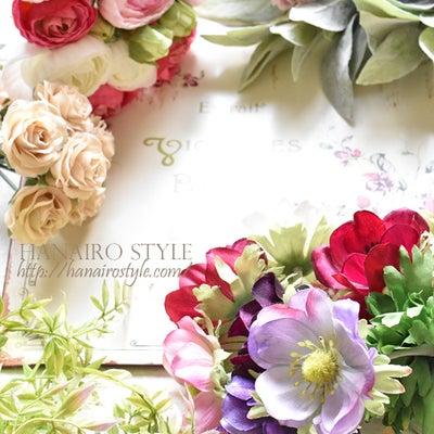 春の花たくさん!どんな作品になるか楽しみいっぱい♡の記事に添付されている画像