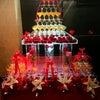 シャンパンタワー筒タワーの画像