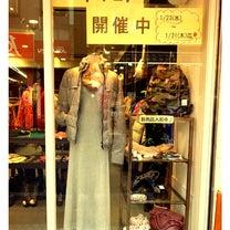 戸越銀座店☆コートフェアの記事に添付されている画像