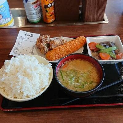 カネヒロの食べ歩き 半田屋さんでご飯中盛りの記事に添付されている画像