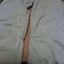 作業着のズボン、補修してみました。の記事に添付されている画像
