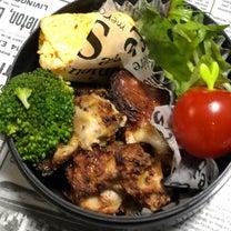 唐揚げ弁当とチキンカツバーガー朝食とか♪の記事に添付されている画像