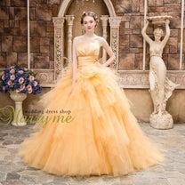 Disney風カラードレスをご紹介♡の記事に添付されている画像