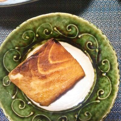 食事の記録 猫ママさんからの羽床の元祖まぐろ漬の記事に添付されている画像