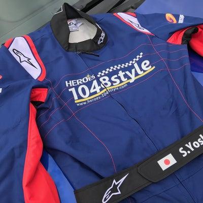 R'sDESIGN&アルパインスターズレーシングスーツの記事に添付されている画像