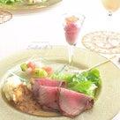 ローストビーフをロゼ色に焼き上げるコツは…の記事より
