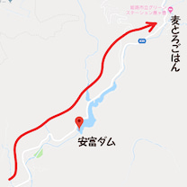 安富ダム~鹿ヶ壺(前編)の記事に添付されている画像