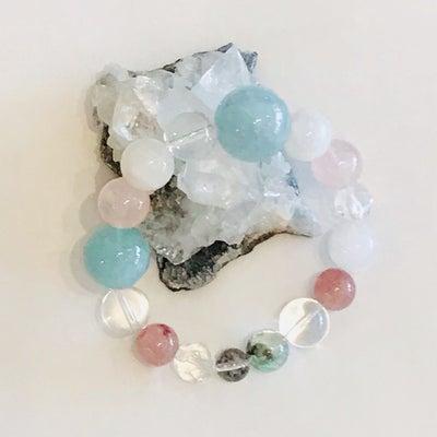 天然石ブレスレットのゴム交換いたします!の記事に添付されている画像