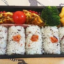 中学生息子のお弁当✨1/24の記事に添付されている画像
