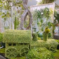展示会で春を感じた癒しの時間の記事に添付されている画像