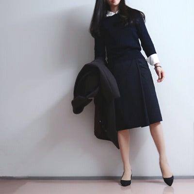 オンライン限定!ユニクロの高見えスカートの記事に添付されている画像