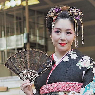 全東京写真連盟 秋里優珠月 さん(新春晴れ着モデル撮影会)上野公園 2019の記事に添付されている画像