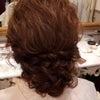 娘の結婚式のヘアーメイクの打ち合わせに同行したよの画像