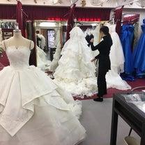 姫のドレスの検品です!の記事に添付されている画像