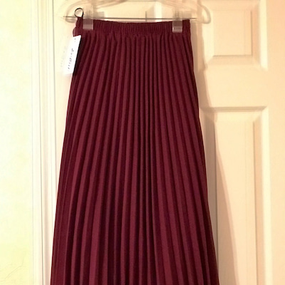 イロチ買いした大人気プリーツスカートが届きました(´ω`*)の記事に添付されている画像
