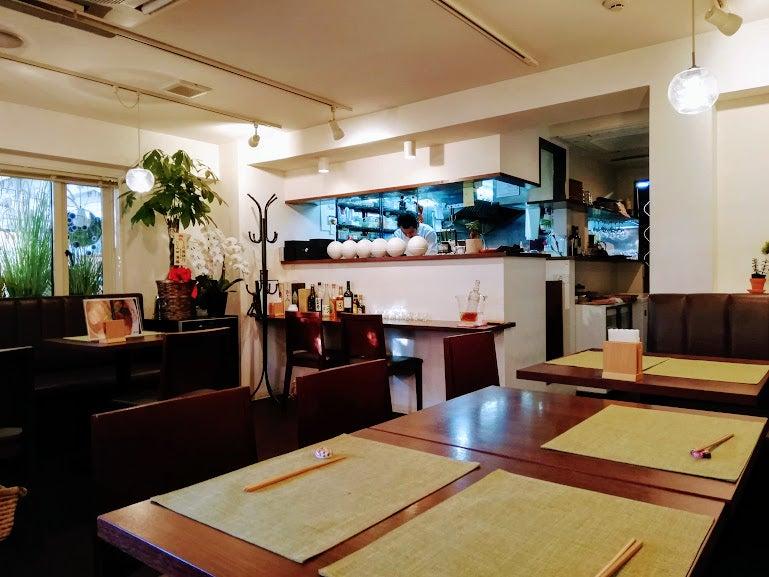 麺や丼などジャンクな和食も食べられる!新感覚のヴィーガンレストラン『菜道 / さいどう』のランチ