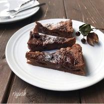 【レンジで2分30秒】タッパーで作れる濃厚ショコラケーキの記事に添付されている画像