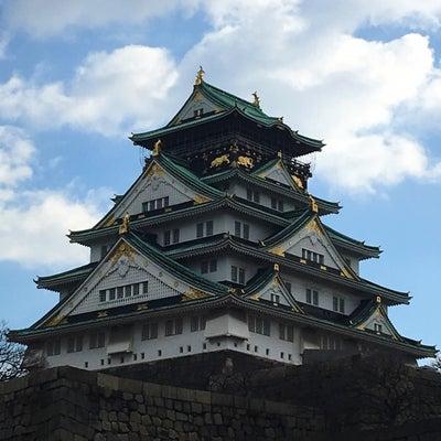 日本三名城の大阪城の記事に添付されている画像