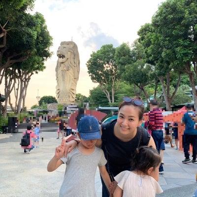 シンガポール旅行の話しの記事に添付されている画像