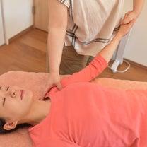 首・肩・背中が軽くなった筋膜リリース(川崎市高津区からのお客様)の記事に添付されている画像
