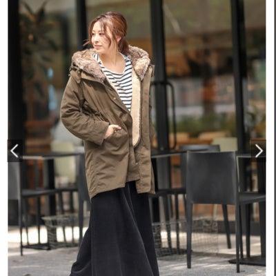 今年購入のアウターとお気に入りショップ( ˘ ³˘)♡の記事に添付されている画像