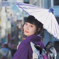 全東京写真連盟 ののん(nonon)さん(新春晴れ着モデル撮影会)上野公園 20の記事に添付されている画像