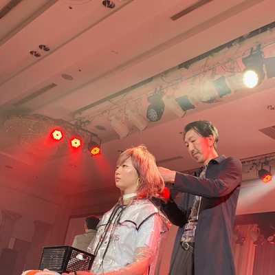 NHDK 2019 S-S NEW HAIR MODE ③の記事に添付されている画像
