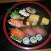 出前寿司のランチ in 三番舘1階の画像