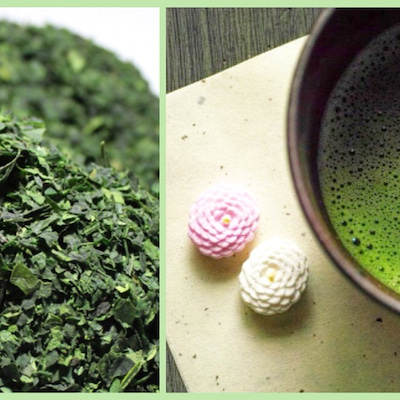 3月レッスン募集~贅沢に抹茶を味わう&春の風流を愉しむ和菓子レッスン~の記事に添付されている画像