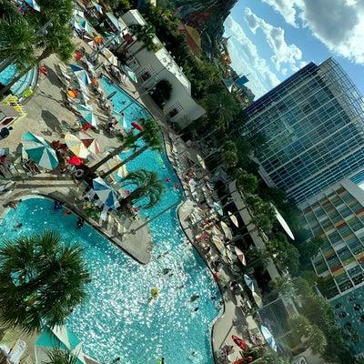 Universal's Cabana Bay Beach Resortの記事に添付されている画像