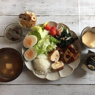 痩せる1日の食事・私が食べている物はの記事に添付されている画像