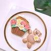 《受付中のアイシングクッキー&かわいい寿司レッスンetc》の画像