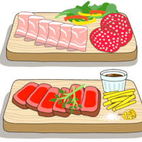 『ハナブロQ&A』 (妊娠したら気をつけたい食べ物について)の記事に添付されている画像