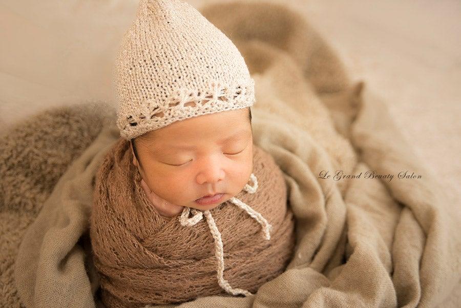3人目の女の子赤ちゃん♡ニューボーンフォト