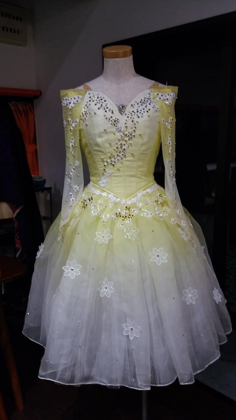 a96652799768d7 黄色いバレエのお衣装 | じないまち小梅 Moon☆Light-koume