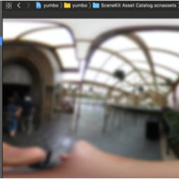 画像 iPhoneアプリ開発:AR その24 お気楽極楽Blender[14] ワクテカですわ の記事より 7つ目