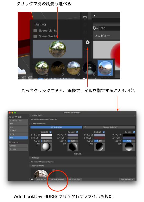 【Blender】下絵(背景絵)の設定方法