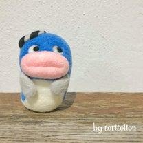 横浜 羊毛フェルト教室◆ 【残席わずか】春の羊毛フェルト体験会まで1ヶ月♪の記事に添付されている画像