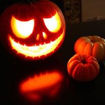 Halloween はひっそりとの記事に添付されている画像