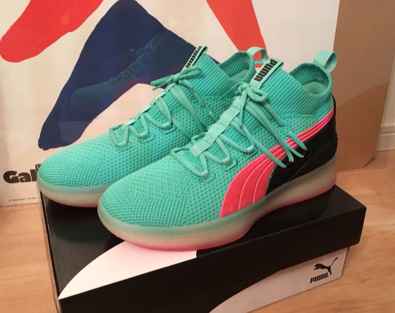brand new ed3e2 24a0e PUMA CLYDE COURT