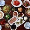ひとみさん邸で新年会♪野菜たっぷりなポットラックでとっても豪華なテーブルになりました!の画像