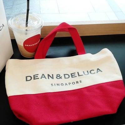 DEAN & DELUCA シンガポール トートバッグの記事に添付されている画像