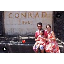【♡ご感想&着画♡バリ島コンラッドで着て頂きました♪】の記事に添付されている画像