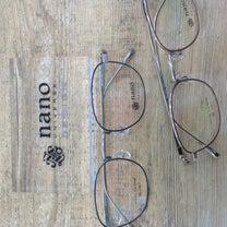 ナノ ユニバースのメガネ始めますよ。の記事に添付されている画像