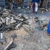 薪割り召集の画像